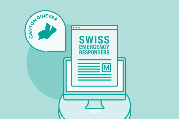 Momentum partenaire de la Swiss Emergency Responders Association
