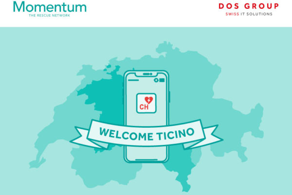 A national app also for First Responders: Ticino Cuore joins the project CH Responder